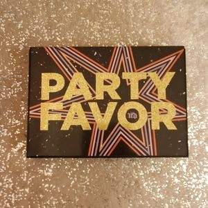 Urban Decay party favour eyeshadow
